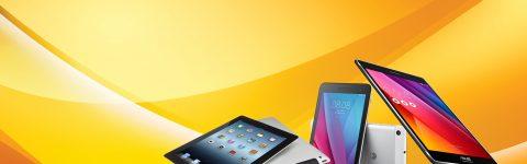 Tablet, iPad, Samsung, Casper, Reeder, GM, Asus, tüm markalar.